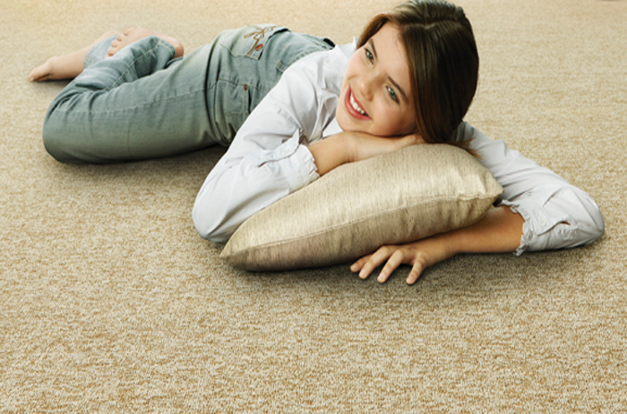 Carpete Itapuã Instalado