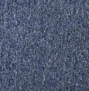 Carpete Alpha Line Azul