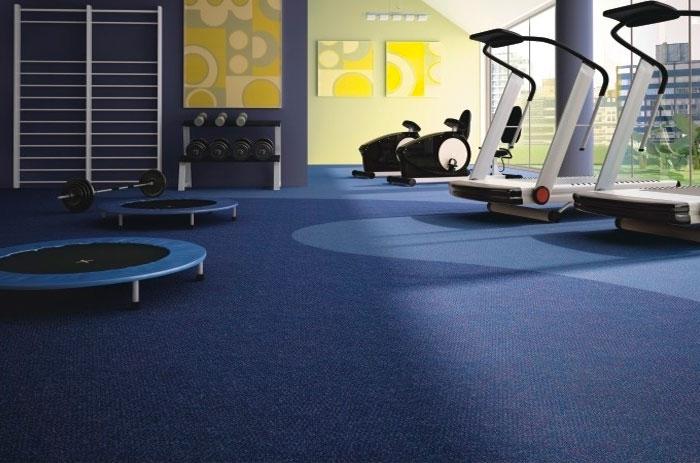 Carpete Berber Point 650 Instalado