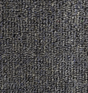 Carpete Boucle Alpha Azul