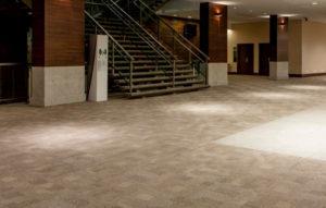Carpete em Placas - Interlude