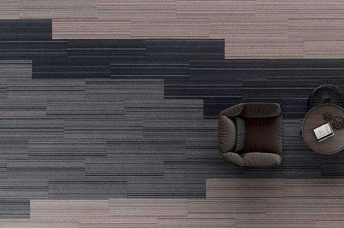 Carpete em Régua Agregatta - Instalado