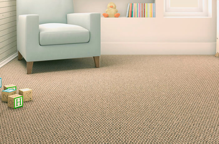 Carpete Residencial Finesse - Instalado