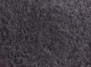 Carpete Forração Aveludada Cinza 077