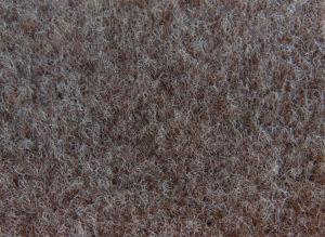 Carpete Forração Aveludada Fumê 907