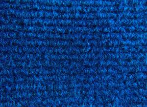 Carpete Forração Canelada Azul 923