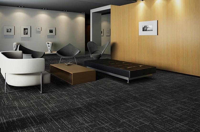 Carpete Gravity - Instalado
