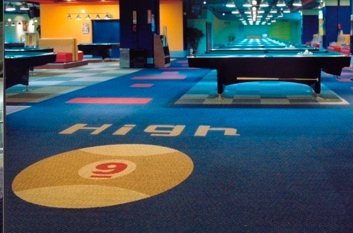 Carpete Berber Point 920 Instalado