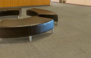 Carpete Comercial em Placa TSC