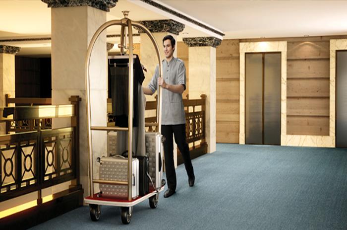 Carpete Smart Índigo Instalado