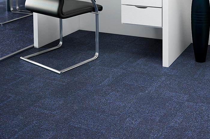 Carpete em Placas Trends - Instalado