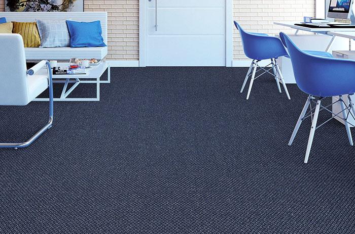Carpete Prisma Instalado