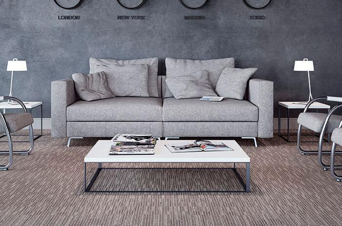 Carpete Messenger Instalado