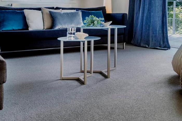 Carpete Residencial Bella Vista - Instalado