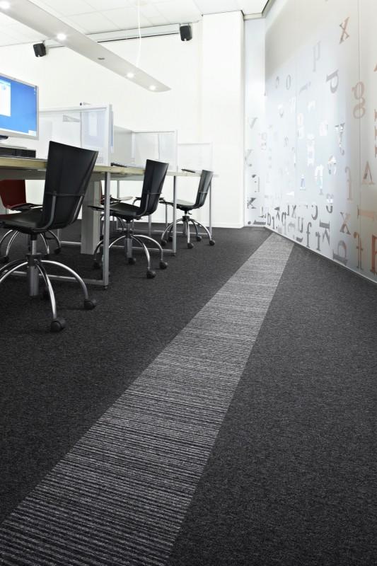 Foto Carpete Tarkett Desso 1