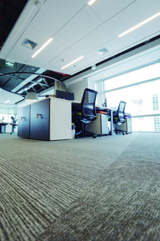 Foto Carpete Tarkett Desso 2