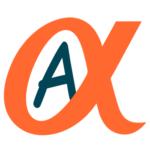 Logotipo Alpha Carpetes